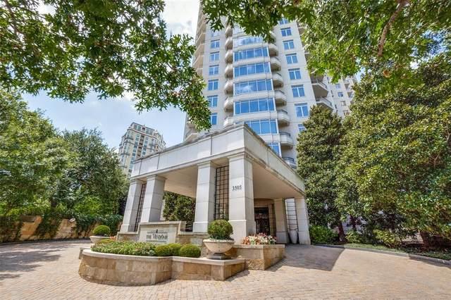 3505 Turtle Creek Boulevard 3E, Dallas, TX 75219 (MLS #14660818) :: Robbins Real Estate Group