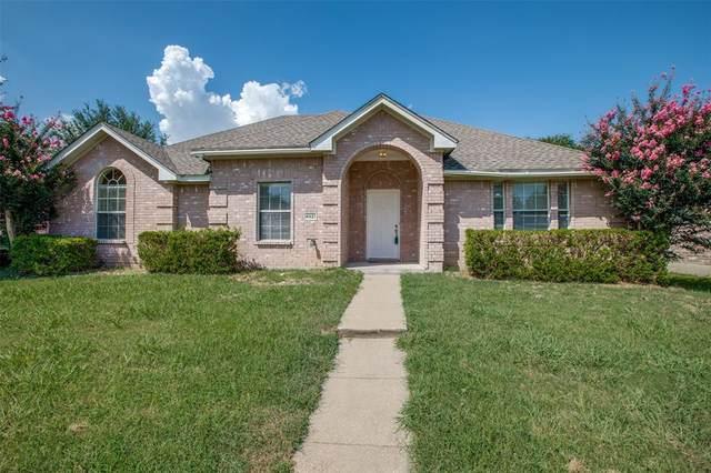 4521 Crystal Lane, Garland, TX 75043 (MLS #14660838) :: The Juli Black Team