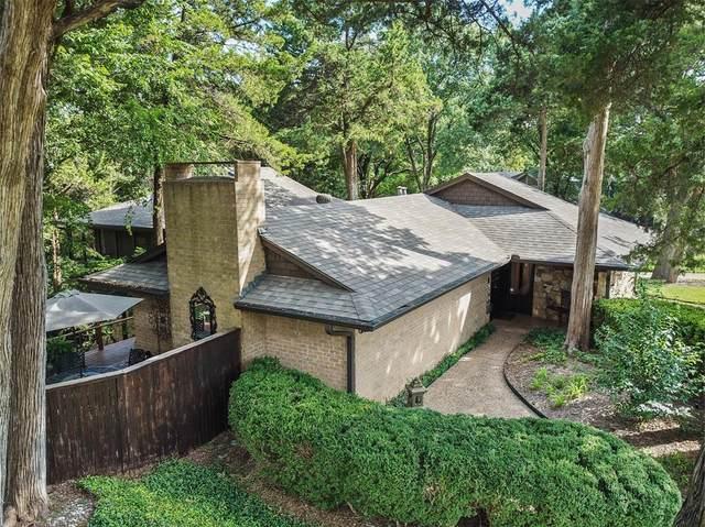 3936 Lost Creek Drive, Dallas, TX 75224 (MLS #14660865) :: Maegan Brest | Keller Williams Realty