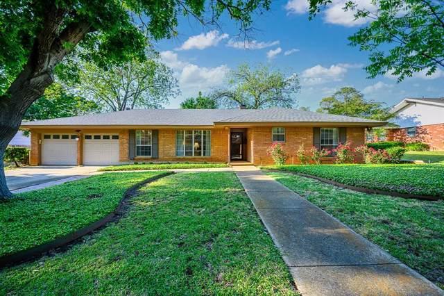 1703 Marshalldale Drive, Arlington, TX 76013 (MLS #14660869) :: Real Estate By Design