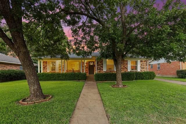 2918 Green Meadow Drive, Dallas, TX 75228 (MLS #14660901) :: The Juli Black Team