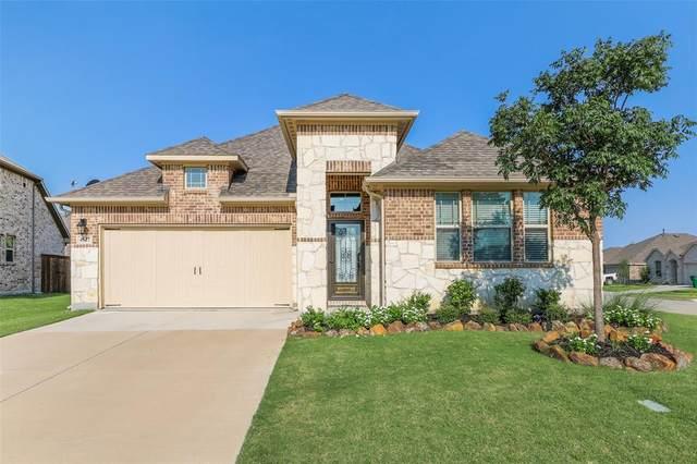 4527 Kipling Avenue, Aubrey, TX 76227 (MLS #14660924) :: Real Estate By Design