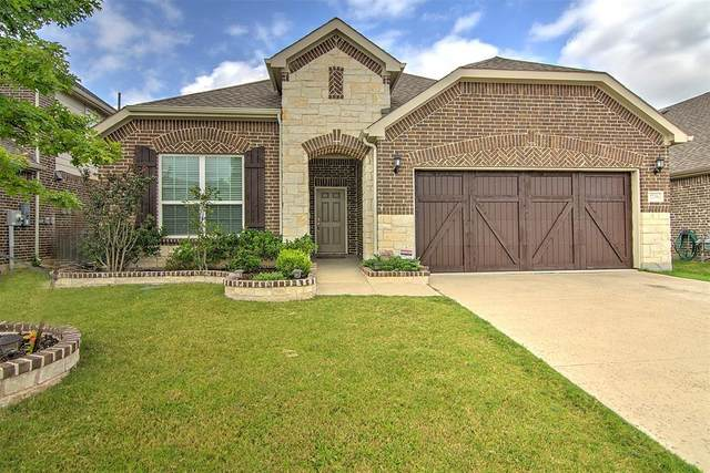 2706 Red Sage Road, Lewisville, TX 75067 (MLS #14660940) :: Real Estate By Design