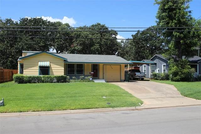 205 Hurstview Drive, Hurst, TX 76053 (MLS #14660976) :: The Chad Smith Team