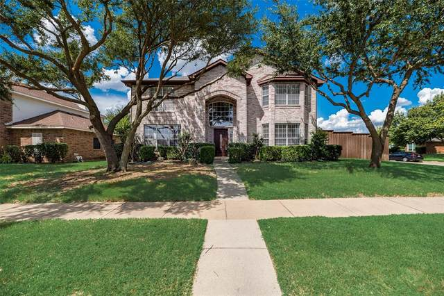 1445 Berkley Road, Allen, TX 75002 (MLS #14660981) :: Real Estate By Design