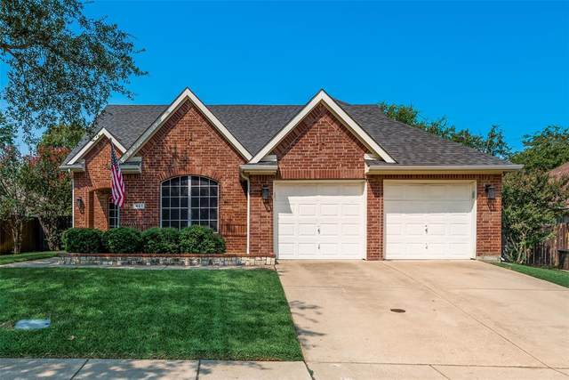 401 Lake Village Drive, Mckinney, TX 75071 (MLS #14660992) :: Russell Realty Group