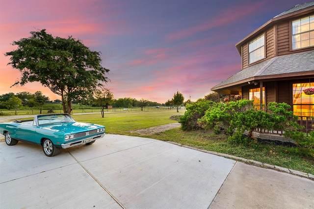 211 Tucker Road, McLendon Chisholm, TX 75032 (MLS #14661041) :: Craig Properties Group
