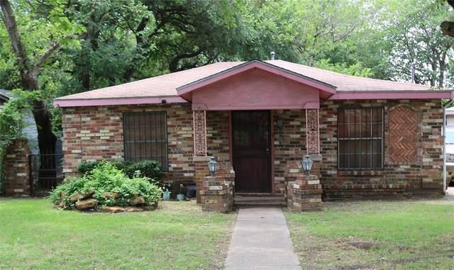 3315 Ingersoll Street, Dallas, TX 75212 (MLS #14661044) :: Real Estate By Design