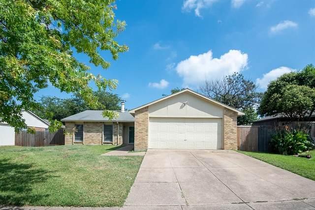 6711 Greenfield Drive, Arlington, TX 76016 (MLS #14661053) :: Trinity Premier Properties