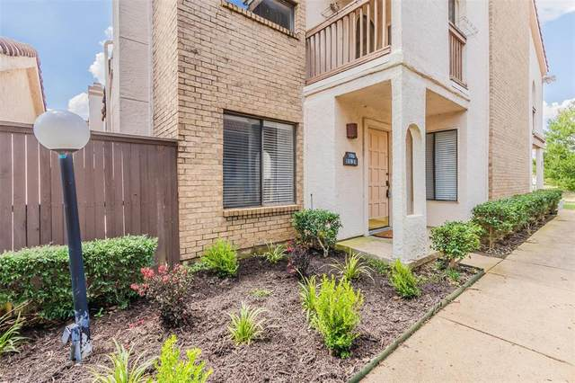 543 Ranch Trail #181, Irving, TX 75063 (MLS #14661062) :: Robbins Real Estate Group