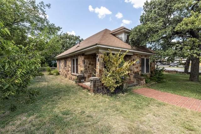 1113 N Main Street, Weatherford, TX 76086 (MLS #14661091) :: The Property Guys