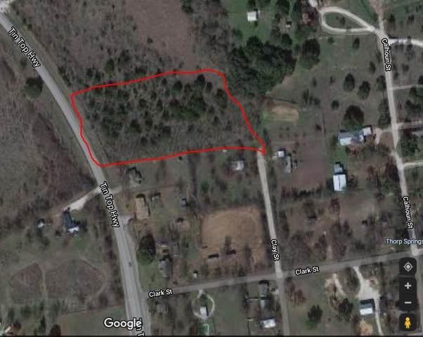 3601 Tin Top Highway, Granbury, TX 76048 (MLS #14661104) :: Real Estate By Design