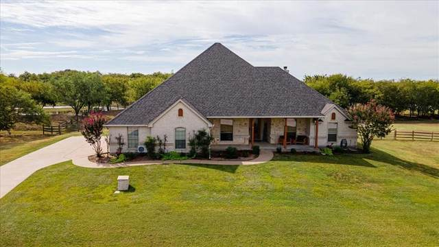 3409 Bent Creek Trail, Crowley, TX 76036 (MLS #14661115) :: Real Estate By Design