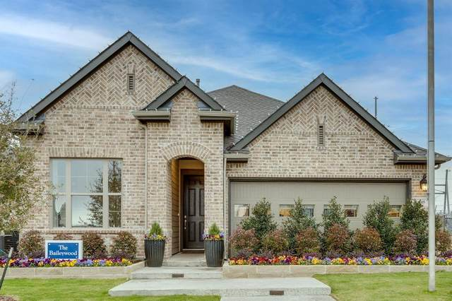 105 Thackery Road, Garland, TX 75043 (MLS #14661122) :: All Cities USA Realty