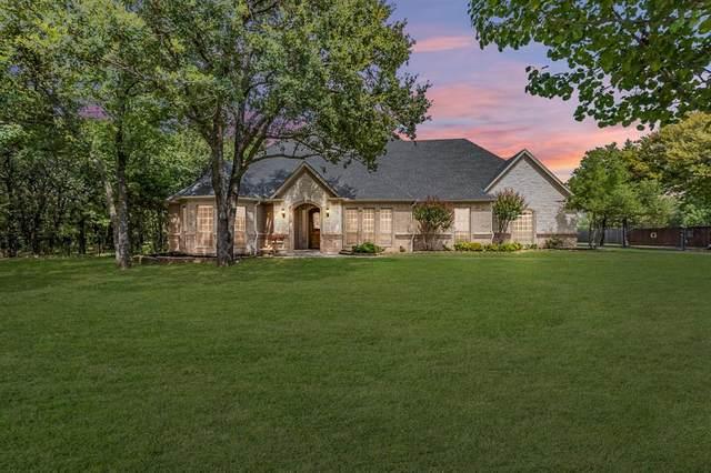 102 Aquilo Court, Aurora, TX 76078 (MLS #14661166) :: Real Estate By Design