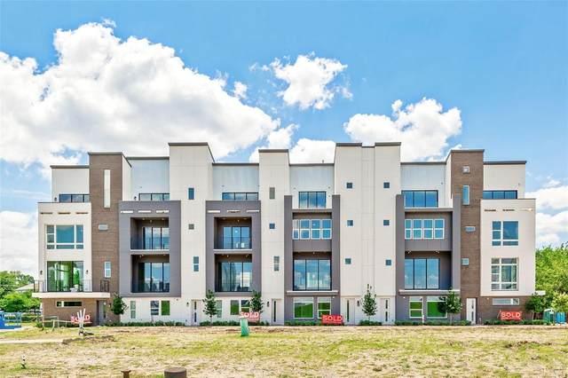 381 E Greenbriar Lane #1501, Dallas, TX 75203 (MLS #14661173) :: All Cities USA Realty