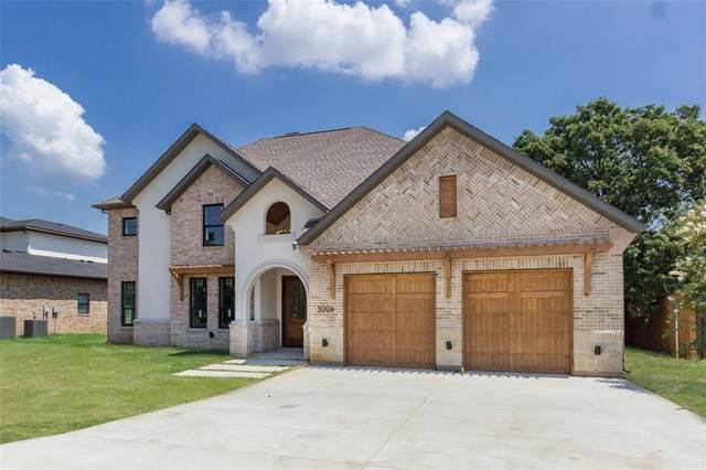 5004 Cedar Street, Flower Mound, TX 75028 (MLS #14661175) :: Real Estate By Design