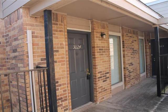 8109 Skillman Street #3024, Dallas, TX 75231 (#14661180) :: Homes By Lainie Real Estate Group