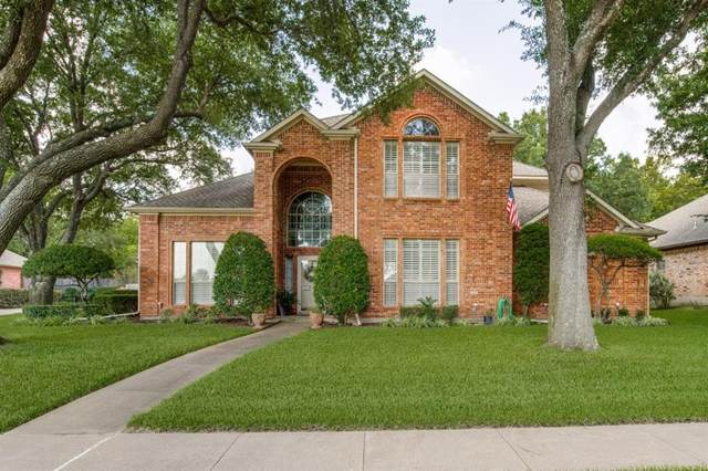 829 Parkhaven Drive, Mesquite, TX 75149 (MLS #14661194) :: Real Estate By Design