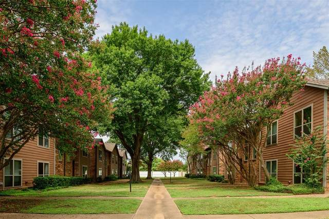 500 Norwood Place #1, Arlington, TX 76013 (MLS #14661215) :: Real Estate By Design