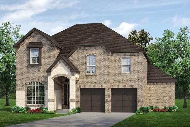 412 Wrangler, Waxahachie, TX 75167 (MLS #14661238) :: Real Estate By Design