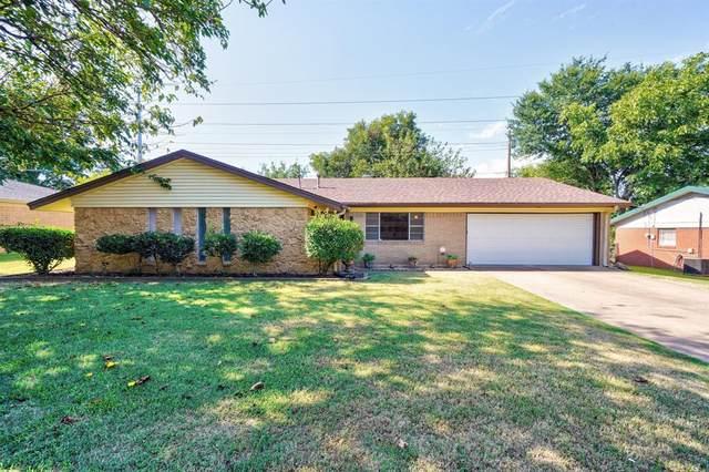 2702 S Murco Drive, Mineral Wells, TX 76067 (MLS #14661242) :: Craig Properties Group