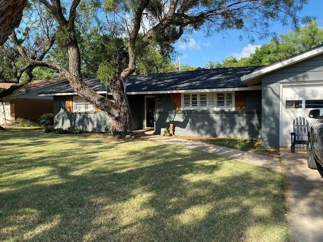 1602 Glenwood Drive, Abilene, TX 79605 (MLS #14661243) :: Robbins Real Estate Group