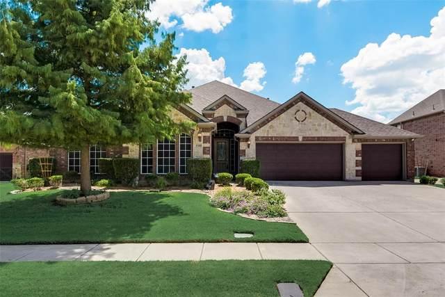 1340 Cedar Lake Drive, Prosper, TX 75078 (MLS #14661299) :: Real Estate By Design