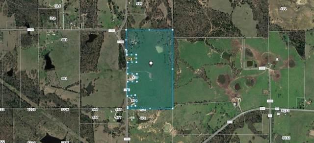TBD County Road 1730, Yantis, TX 75497 (MLS #14661317) :: Real Estate By Design