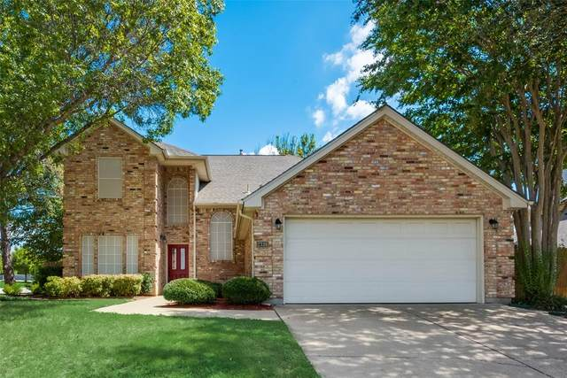 2316 Grimsley Terrace, Mansfield, TX 76063 (MLS #14661323) :: The Chad Smith Team