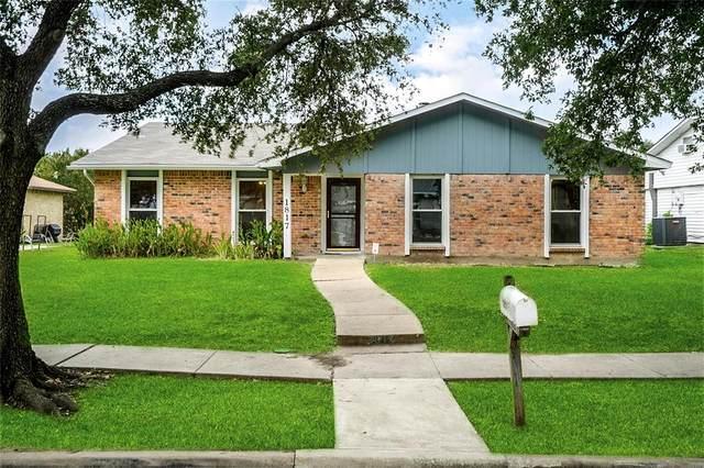 1817 Paxton Drive, Carrollton, TX 75007 (MLS #14661332) :: The Juli Black Team