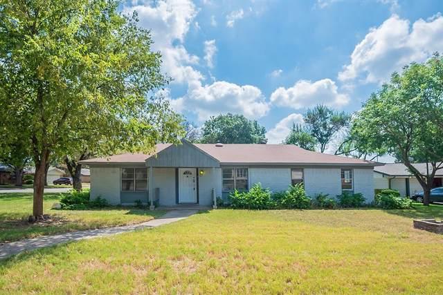 5901 Randell Avenue, Edgecliff Village, TX 76134 (MLS #14661339) :: Real Estate By Design