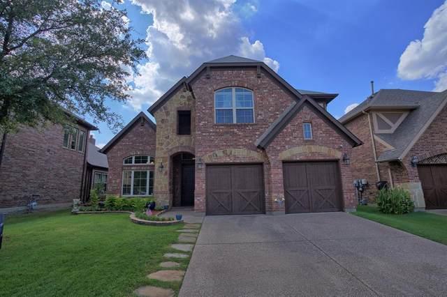 2116 Serene Court, Keller, TX 76248 (MLS #14661349) :: Real Estate By Design