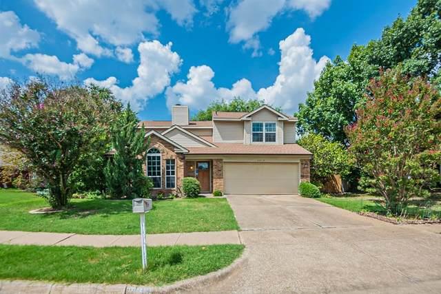3313 Stone Bridge Drive, Flower Mound, TX 75028 (MLS #14661376) :: Real Estate By Design
