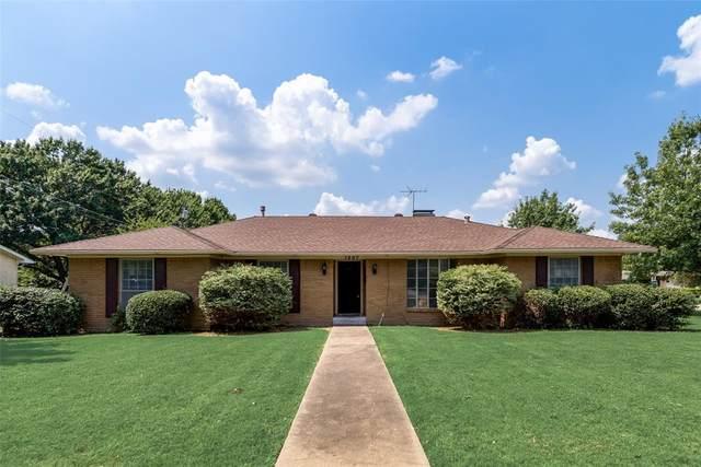 1207 N Morris Street, Mckinney, TX 75069 (MLS #14661381) :: Real Estate By Design