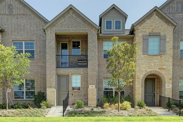 528 Ballustrade Drive, Irving, TX 75039 (MLS #14661409) :: Real Estate By Design