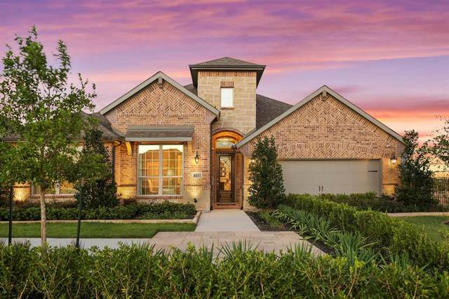 4117 Silver Lace Lane, Northlake, TX 76226 (MLS #14661411) :: All Cities USA Realty