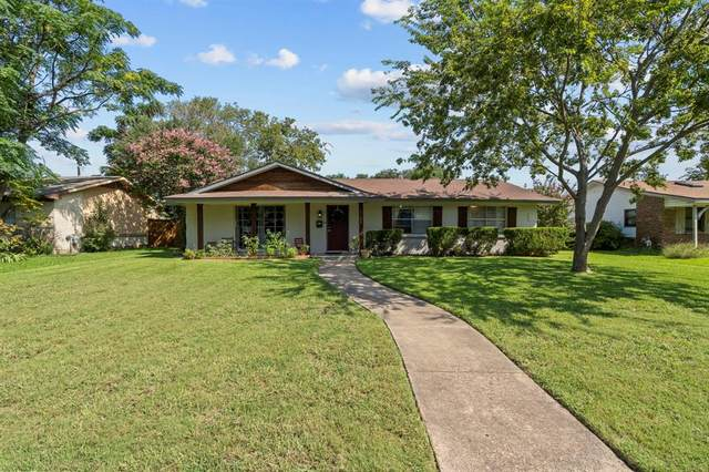 1123 Pacific Drive, Richardson, TX 75081 (MLS #14661442) :: Real Estate By Design