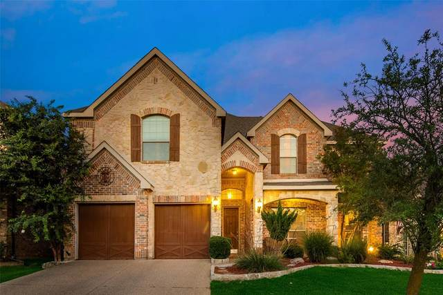 12276 Fairway Meadows Drive, Fort Worth, TX 76179 (MLS #14661445) :: The Mitchell Group
