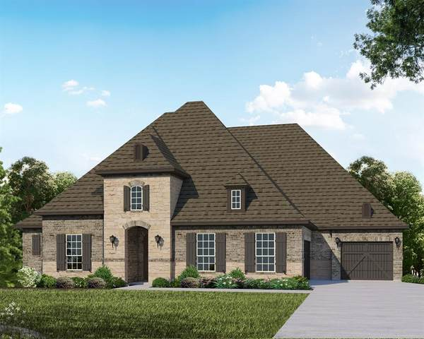 7016 Salmon Springs Drive, Argyle, TX 76226 (MLS #14661462) :: All Cities USA Realty