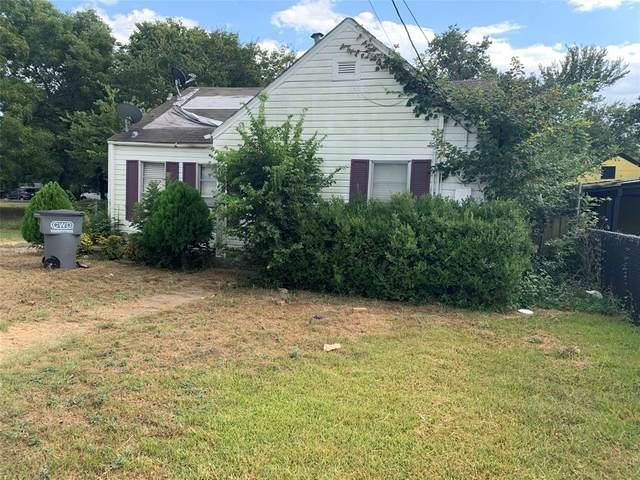 212 W 8th Street, Lancaster, TX 75146 (MLS #14661503) :: Robbins Real Estate Group