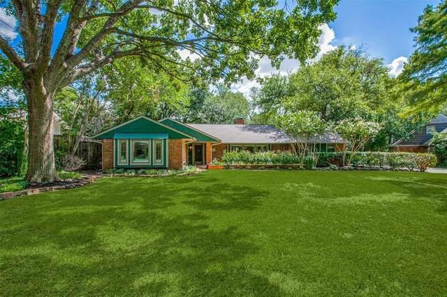 10552 Somerton Drive, Dallas, TX 75229 (MLS #14661507) :: Craig Properties Group