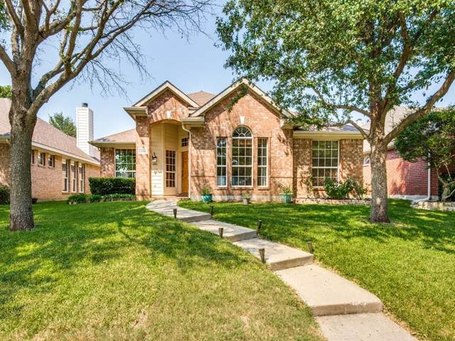 11266 Newberry Drive, Frisco, TX 75035 (MLS #14661515) :: Real Estate By Design