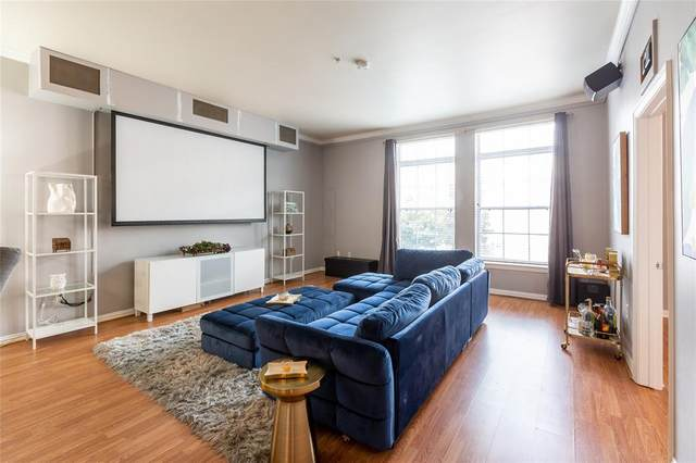 2305 Worthington Street #202, Dallas, TX 75204 (#14661525) :: Homes By Lainie Real Estate Group