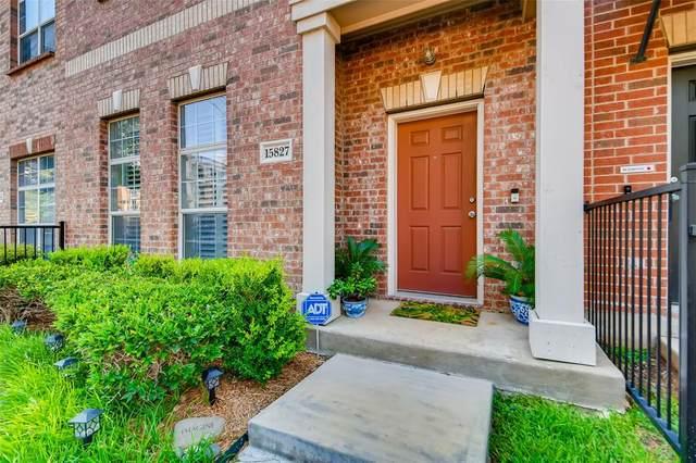 15827 Spectrum Drive #180, Addison, TX 75001 (MLS #14661527) :: Real Estate By Design