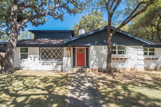 7321 Ellis Road, Fort Worth, TX 76112 (MLS #14661529) :: Real Estate By Design