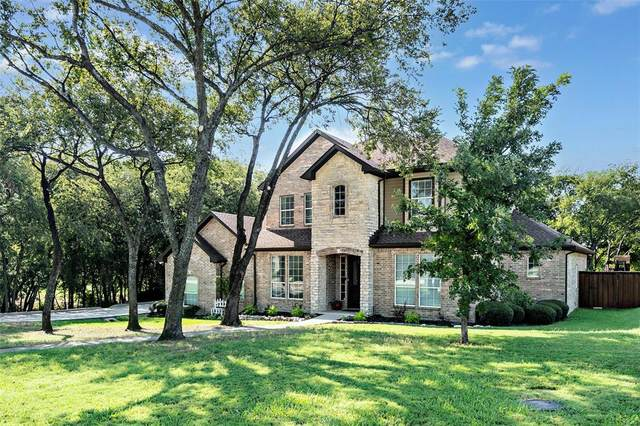 3520 Bay Ridge, Little Elm, TX 75068 (MLS #14661549) :: Real Estate By Design