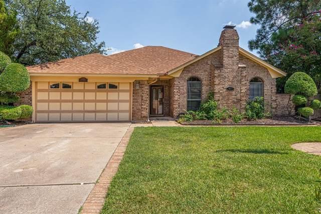 8628 Kirk Court, North Richland Hills, TX 76182 (MLS #14661566) :: Real Estate By Design