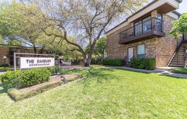 6050 Birchbrook Drive #243, Dallas, TX 75206 (#14661567) :: Homes By Lainie Real Estate Group