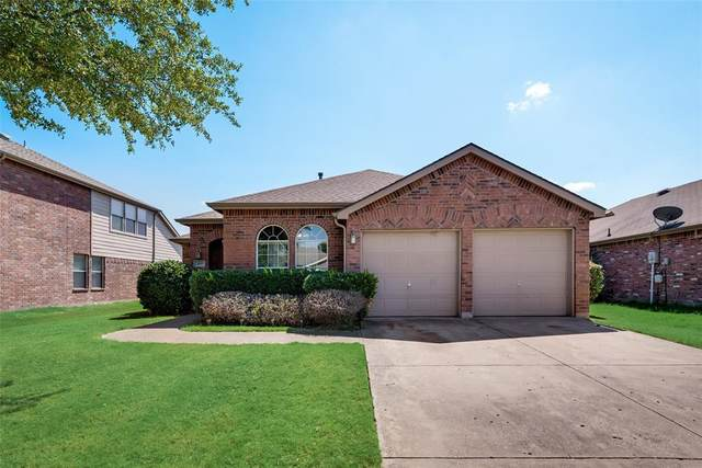 419 Sweetgum Trail, Forney, TX 75126 (MLS #14661631) :: Real Estate By Design